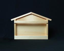 家庭用板葺神棚