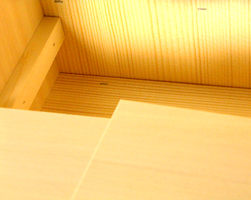 神棚 茅葺一社宮 正殿型(小)〈K-9〉